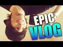 FIESTA EN GRAVEDAD CERO Y LA LIMUSINA DEL NIÑO | Epic Vlog