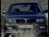 Mitsubishi Sigma V6 3.0 German commercial 1992