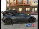 Британець прославився на всю Україну приїхавши в Карпати на Lamborghini
