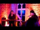 Chris Harms Gared Dirge (Lord Of The Lost) - October 29 @ Herrenhaus Vogelsang 2014