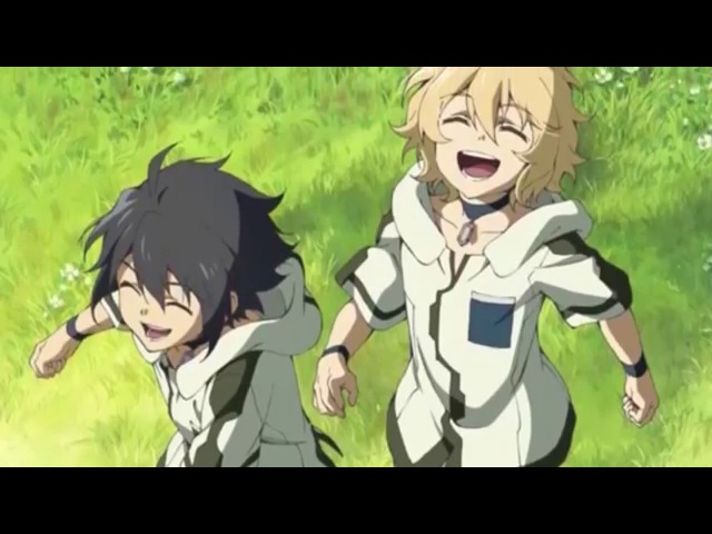 Owari No Seraph AMV[MikaYuu] - Angel With A Shotgun