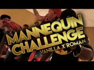 Roman Atwood X Vanilla Ice [MANNEQUIN CHALLENGE]