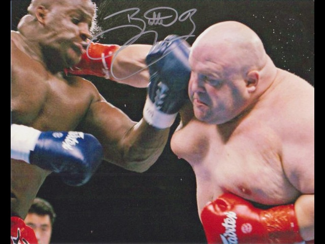 Fat Boy in Boxing | BUTTERBEAN Highlights Knockouts