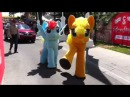 My Little Pony Chuck the Dump Truck Arrive at the Calgary Stampede | July 6 - 15, 2012