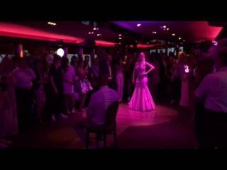 Wedding dance DJ Paul Elstak en Kristel