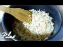 Как приготовить рассыпчатый рис Муж готовит турецкий pilav