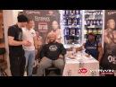 Хил Фит и Декстер Джексон в магазине Vitawin
