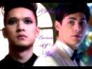 Alec And Magnus Malec ~ Because of you