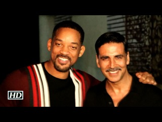 Will Smith And Akshay Kumar's Crazy Masti at Rustom SUCCESS BASH - Watch Video