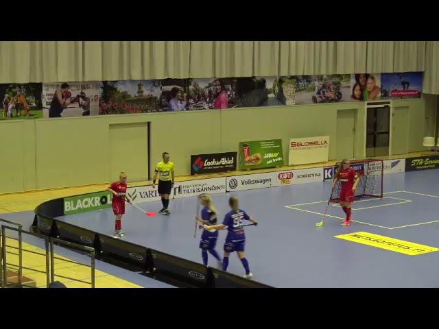 NST vs. Koovee naiset (12.11.2016 / Lappeenranta) - LiveStream