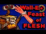 Film Theory Wall-E's Unseen CANNIBALISM!