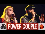 POWER COUPLE Grand Beatbox TAG TEAM Battle 2016 Elimination