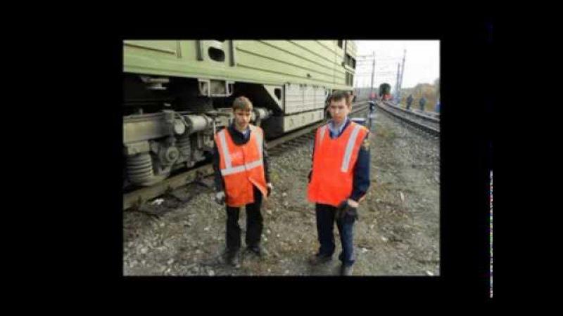 Проезд запрещающего сигнала на ст. Войновка 2011.10.23