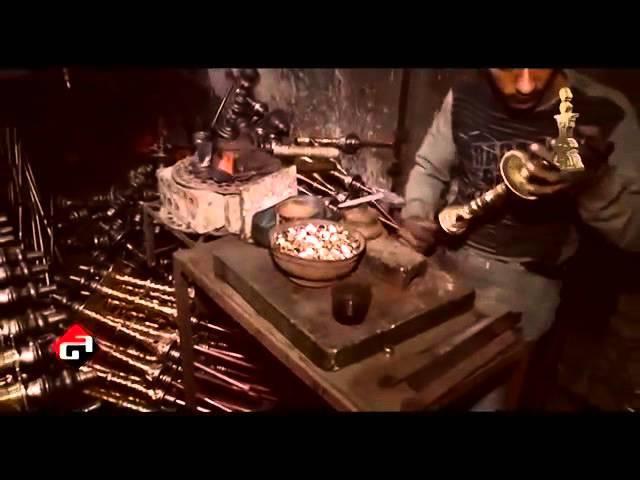 Как и где производят кальяны Khalil Mamoon