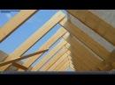 Двускатная крыша под металлочерепицу. Часть 1-я. Каркас.