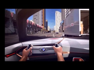БМВ выпустил автомобиль будущего к своему 100 летию (BMW Vision Next 100)