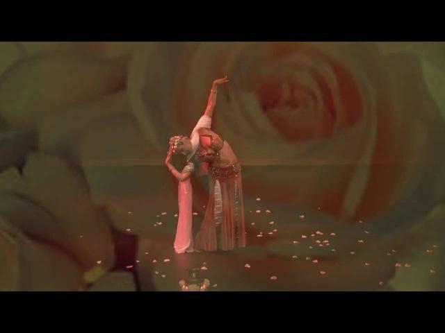 Schirin Chams-Diba ~*~ Devotional Dance to the 'White Rose'