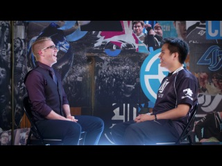 NA LCS Spring Finals: Dash Interview with CLG Xmithie