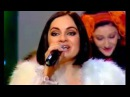 Marta Shpak at the New Year TV Show / Марта Шпак - Зіронька-Зима. ФОЛЬК-МЮЗІК