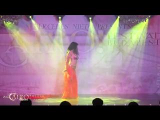 8th Cairo Festival Competition 2016 - raks sharqi
