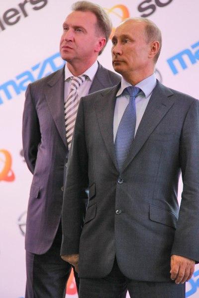 Шувалов призвал к повышению пенсионного возраста и осудил перегибы в борьбе с коррупцией