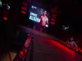 Chingiz Allazov vs. Christina Baya  THAIBOXEMANIA 2016