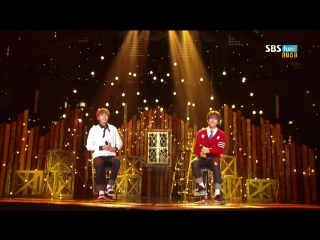 Sunyoul x hwanhee - love in the milky way cafe @ the show 160906