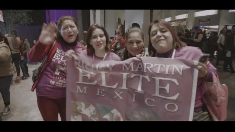 Ricky Martin Gracias Torreón, México! OneWorldTour