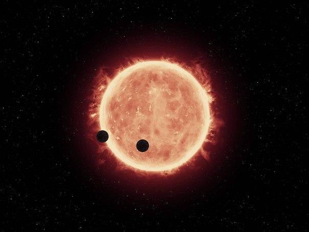 Астрономы измерили год на экзопланете с точностью до 18 секу