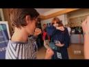 Comic-Con 2011: Танцы от Карен Гиллан и Мэтта Смита