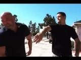 Нейт Диаз даёт леща Дане Вайту - UFC Fighter Nate Diaz Stockton Slaps Dana White