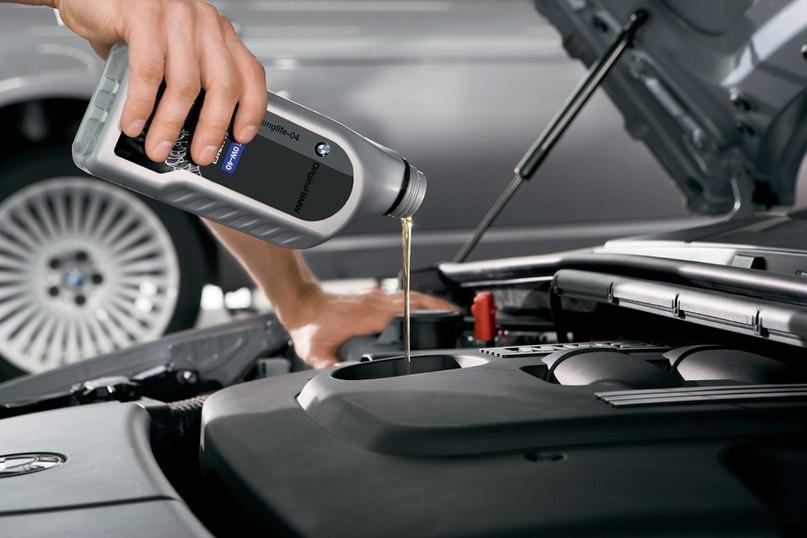Техническое обслуживание BMW