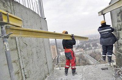 В Татарстане темпы строительства жилья выросли на семь процентов по сравнению с прошлым годом