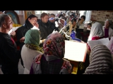 Дни мои - Правый хор храма Преображения Господня (Астрахань)