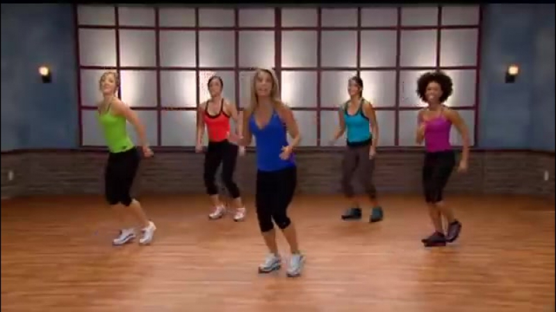 Дениз Остин (Denise Austin): Быстрая потеря веса (Shape Up Shed 01 Low Impact Cardio)