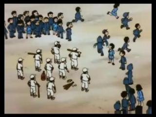 [hSa] Kunimatsu-sama no Otoridai Episode 34