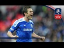 Frank Lampard's Best FA Cup Goals | Top Five
