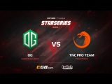 OG vs TNC Pro Team, Game 2, SL i-League StarSeries Season 3, LAN-Final