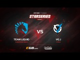 Team Liquid vs VG.J, Game 2, Grand-Final, SL i-League StarSeries Season 3, LAN-Final