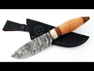 Как изготовить каменный нож или ножи из камня по технологиям первобытных людей