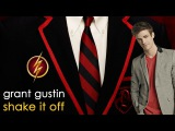 Grant Gustin - Shake It Off Glee &amp The Flash Music Video