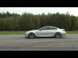 Uncut BMW M6 Gran Coupe vs Mercedes E63 V8 BiTurbo Performance Package both stock