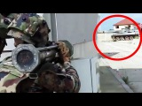 US Marines &amp French Army Use Famas Assault Rifles In Heavy Urban Combat Firefight Simulation