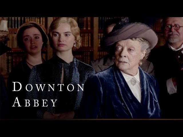 «Аббатство Даунтон»: резюме 5-го сезона