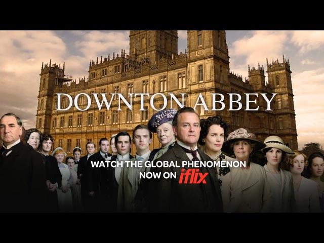 «Аббатство Даунтон»: 1 сезон (трейлер)