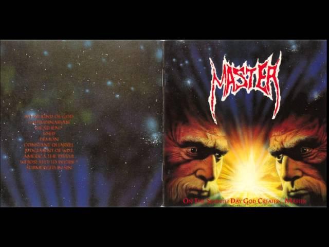 Master - On The Seventh Day God Created... Master [FULL ALBUM]