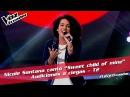 """Под настроение. Шоу Голос Эквадор 2016. - Николь Сантана с песней «Милая моя малышка». – The Voice / La Voz Ecuador 2016. - Nicole Santana cantó """"Sweet child of mine"""" - (оригинал Guns N' Roses)"""