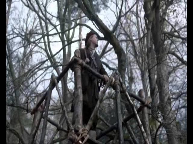 Чужестранка : Воин вереска Джейми Фрейзер. ( Мельница ) .