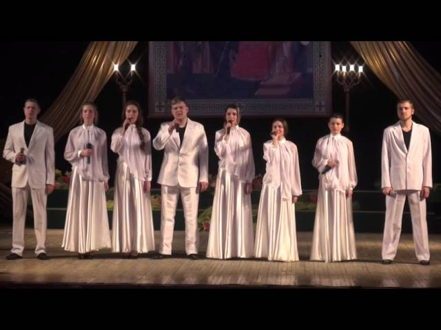 280216 IX Всероссийский хоровой фестиваль Сретение. г. Красноармейск (Live)