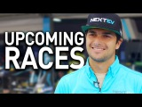 Monaco To Montreal! Drivers' Most Anticipated Races Of 2017 - Formula E